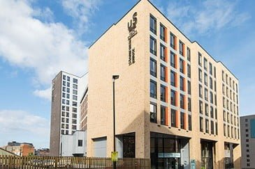 Unite International House - Birmingham